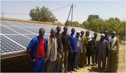 potentiel photovoltaïque afrique