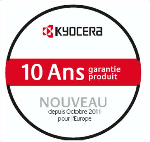 Kyocera Garantie